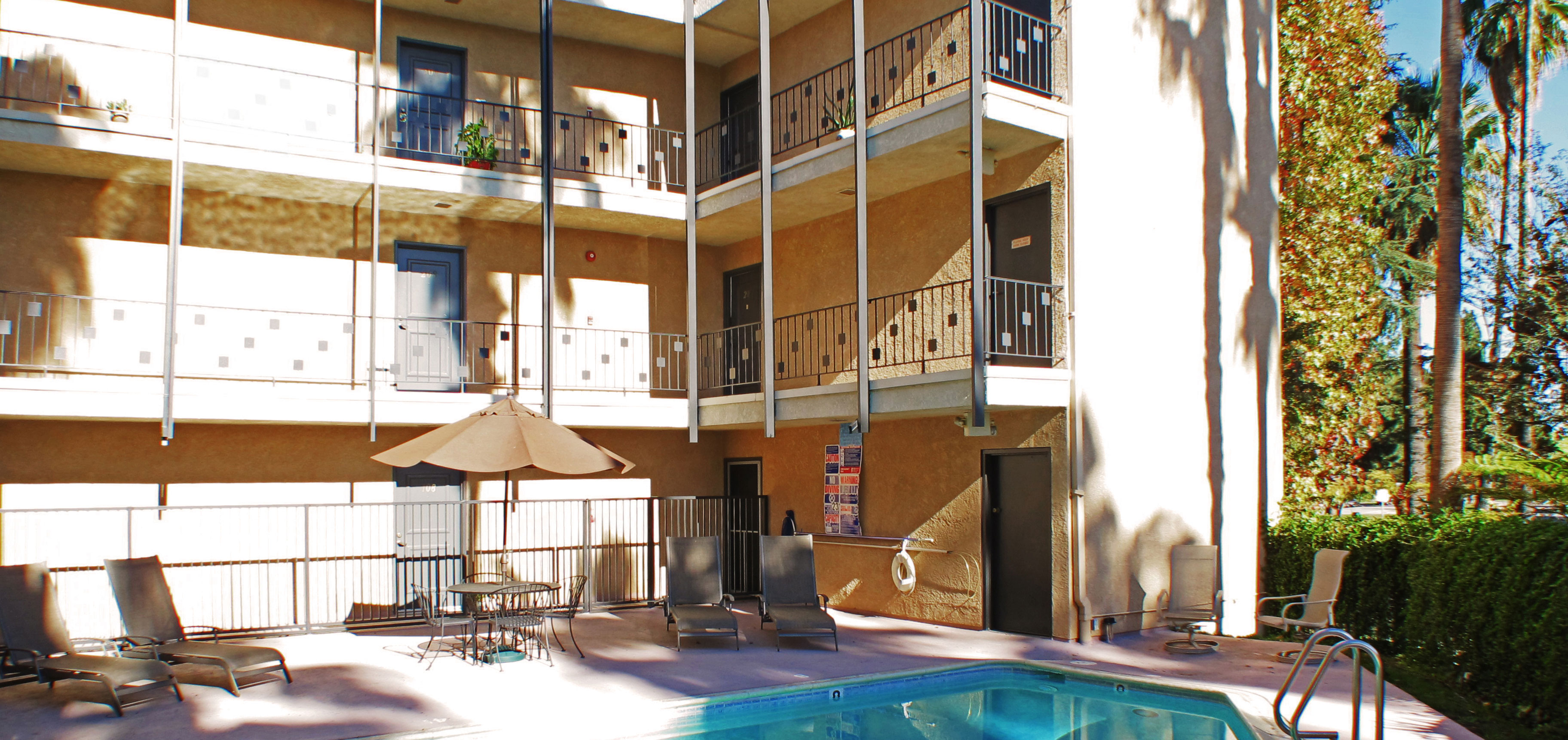 San Fernando Valley Apartment Homes - Berglas & Garfield