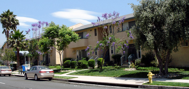 OLIVE VIEW GARDEN APARTMENTS - 14500 OLIVE VIEW DRIVE, SYLMAR